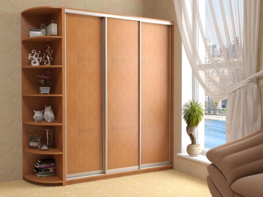 """Шкафы-купе - мебельная компания """"идея""""."""